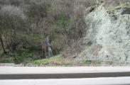 Водопад преди Черния кос, Княжево