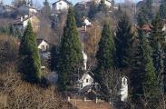 храма Св. апостол Лука в старостилния манастир Покров Бого