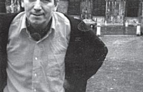 Писателят Георги Марков