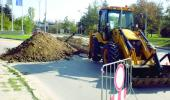 Подмяна на водопроводни тръби в Княжево